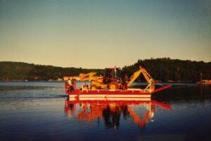Old Barge Pick